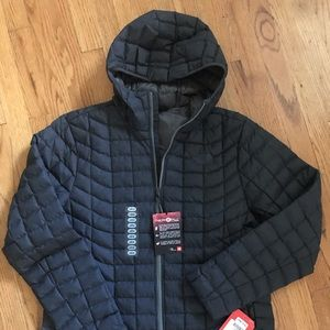 Brand new North Face men's large thermoball jacket